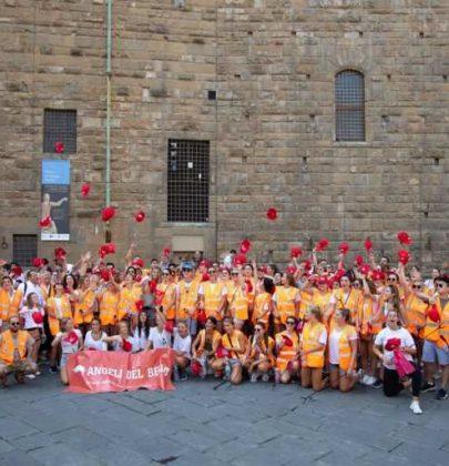Gli Angeli Del Bello, volontari fiorentini contro sporcizia, incuria e degrado urbano