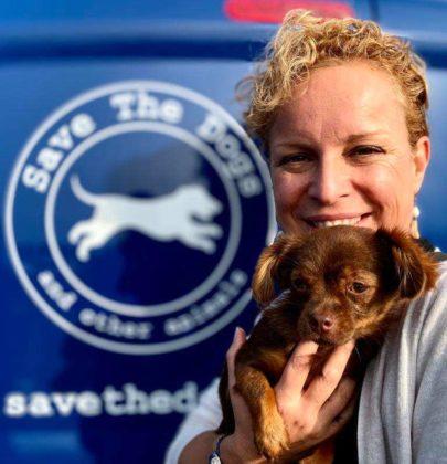 Sara Turetta, una vita spesa per i cani. Da pubblicitaria ad attivista internazionale
