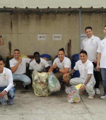 Keep the planet clean: pulire il pianeta partendo dal carcere. Recuperando talenti