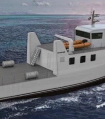 Zeus, la nave italiana a zero emissioni che sarà un vero e proprio laboratorio galleggiante