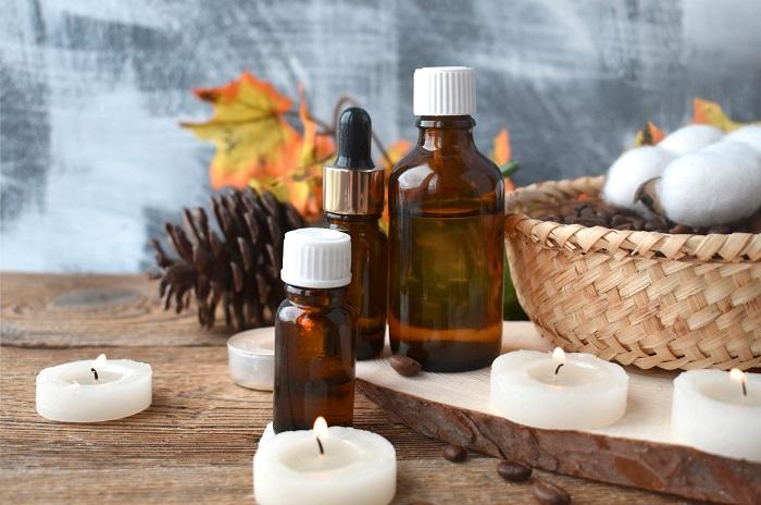 Oli essenziali per l'autunno