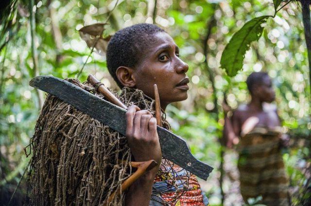 Pigmei della Repubblica Centrafricana