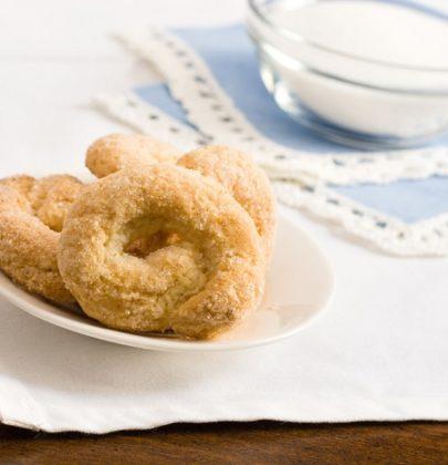 Taralli dolci fatti in casa, la vecchia ricetta per accompagnare la vostra colazione