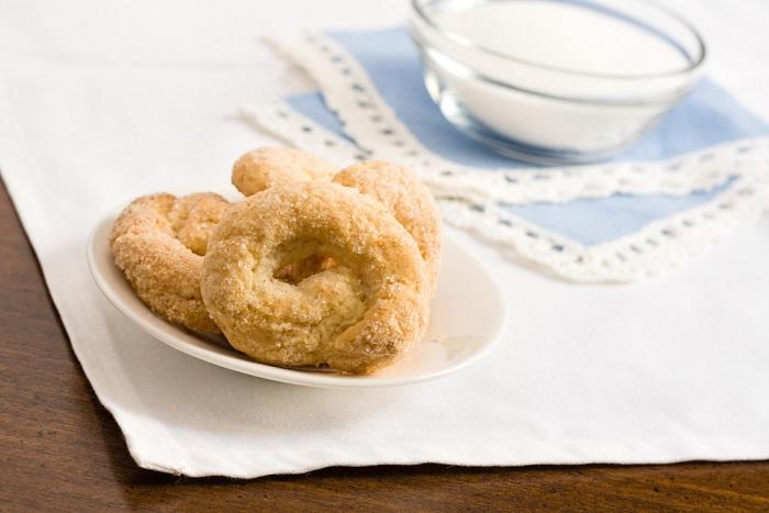 ricetta taralli dolci
